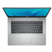 戴尔(DELL)灵越7572-3745燃7000轻薄本15.6英寸窄边框i7超薄商务手提笔记本电脑 i7-8550U 16G 512G+1T 定制银色