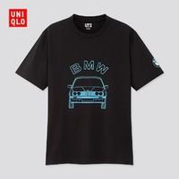 UNIQLO 优衣库 The Brands Cars 427641 男士印花T恤