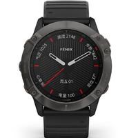 GARMIN 佳明 Fenix 6X Pro 中性款智能手表