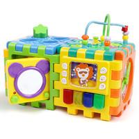 GOODWAY 谷雨  积木益智拼装六面体玩具