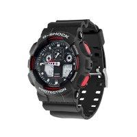 卡西欧(CASIO)手表 G-SHOCK系列 迷彩双显多功能运动防震防水户外运动电子 男表