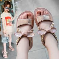 楓漾  女童洋氣公主鞋