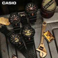 CASIO 卡西歐 G-SHOCK系列 GA-810B-1A4 運動防水男士手表