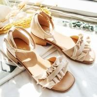WP8WU225803 粗跟女士凉鞋