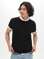 Gap 盖璞 000401956 男装 柔软短袖口袋圆领T恤