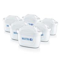 BRITA 碧然德 Maxtra+双效滤芯 6枚装 白色
