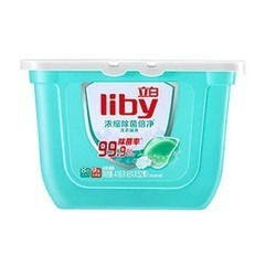 Liby 立白 除菌洗衣凝珠 52颗