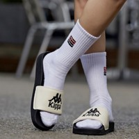 Kappa 卡帕 K09W5LT23D 男/女款运动拖鞋