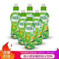 小金翘露 儿童金银花连翘叶露植物凉茶  6瓶装  250ml/瓶