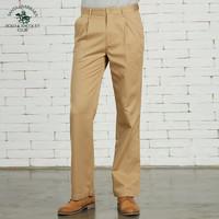 S.B.P.R.C/圣大保罗 男士纯色商务休闲裤 PW14WP120
