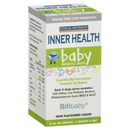 ETHICAL NUTRIENTS 儿童益生菌滴液 8ML