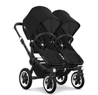 Bugaboo Donkey双胞胎婴儿推车 大空间 可转换