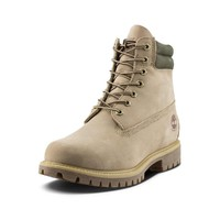 Timberland 添柏岚 A1QRDW	 男士户外工装靴