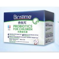 BIOSTIME 合生元 港版 婴幼儿益生菌粉 30袋