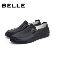 Belle 百丽 5VW01CM8 男士休闲乐福鞋