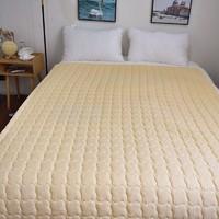 CHUYI 初意 绗缝加棉空调被 米黄色 150*200cm