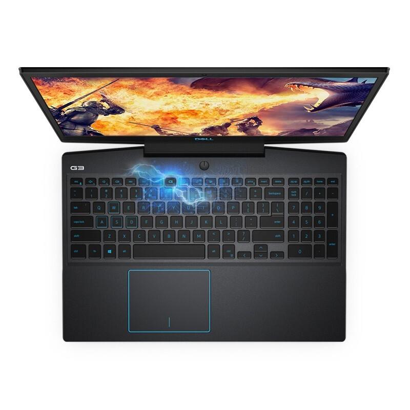 DELL 戴尔 G系列 G3系列 G3 笔记本电脑 (黑色、酷睿i5-9300H、16GB、512GB SSD、GTX 1650 4G)