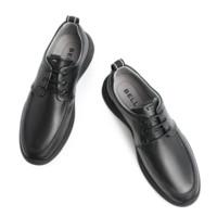 BELLE 百丽 27297AM0 男士系带休闲皮鞋