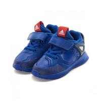 Adidas男小童跑步鞋運動鞋蜘蛛俠
