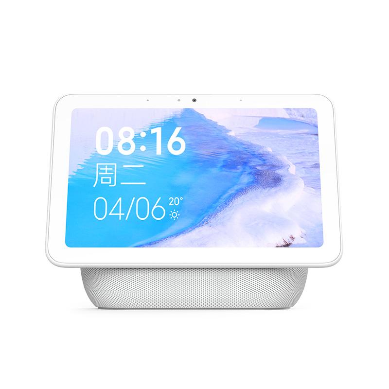 MI 小米 小爱Pro 8 触屏智能音箱 白色