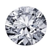 补贴购:Blue Nile 0.74克拉圆形切割钻石 理想切工 G级成色 VS2净度