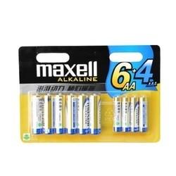 Maxell 麦克赛尔 混装碱性电池5号+7号 10粒