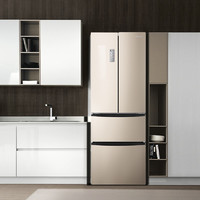 Ronshen/容声 BCD-320WD12MYP 四门冰箱家用变频风冷一级节能