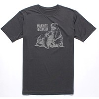 Marmot 土拨鼠 H44251 男款速干短袖T恤