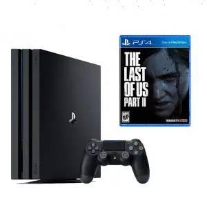 SONY 索尼 PS4 Pro 国行 1TB +《最后生还者:第二部》