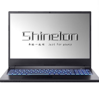 Shinelon 炫龙 M系列 M7-E6S3L 笔记本电脑 (黑色、锐龙R5-3600、16GB、512GB SSD、RTX 2060 6G)