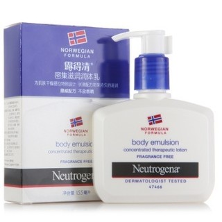 Neutrogena 露得清 密集滋润身体乳 400ml*3