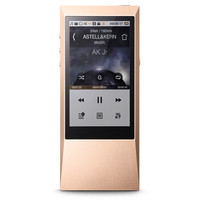 Iriver 艾利和 Astell&Kern AK Jr 64G HIFI播放器  玫瑰金