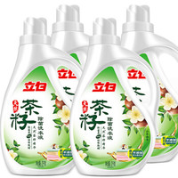 立白 天然茶籽除菌洗衣液 16斤