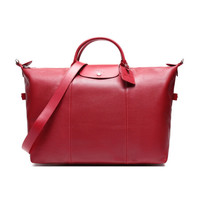 LONGCHAMP 珑骧 Le Foulonné系列 1624 021 608 男/女款手提包