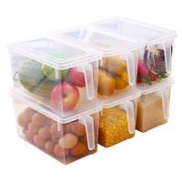 abay 手提冰箱收納保鮮盒 5L*3個裝