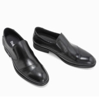 Belle 百丽 5XY02AM9 正装鞋牛皮男皮鞋
