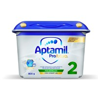 Aptamil 德国爱他美 白金版 婴儿配方奶粉 2段 800g