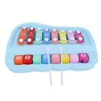 八音手敲琴钢琴二合一打击乐器婴幼儿童早教音乐玩具