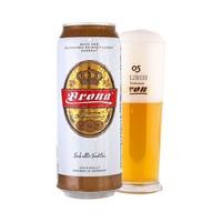 Brona 贝罗娜 小麦啤酒 500ml