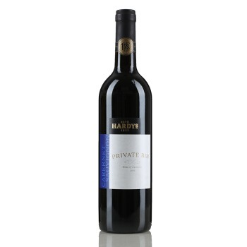 Accolade Wines 誉加 夏迪 私人酒窖系列 赤霞珠红葡萄酒 750ml