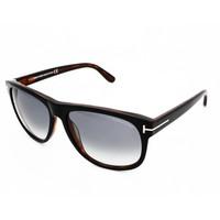 Tom Ford 汤姆福特 FT0236 男款时尚方框太阳镜 +凑单品