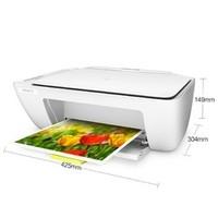 HP 惠普 DJ2132 彩色喷墨一体机