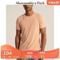 Abercrombie&Fitch男装 潮流标识款圆领短袖T恤 304357-1 AF