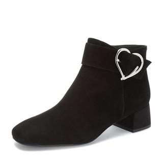 考拉海购黑卡会员 : Tata 他她 FGR41DD8 女士短靴