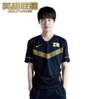 英雄联盟 NIKE X LPL 战队RNG比赛男子球衣