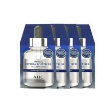 银联专享:AHC 第三代B5玻尿酸蓝色面膜 27ml*5/盒*4