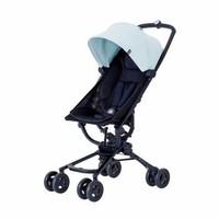 昆塔斯(Quintus)BeetleX Q8婴儿推车 轻便伞车 可折叠新生宝宝婴儿车(6个月-3岁) 铅青色