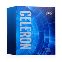 intel 英特尔 赛扬 G5900 盒装CPU处理器