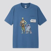 UNIQLO 优衣库 STAR WARS FOREVER 426813 印花T恤