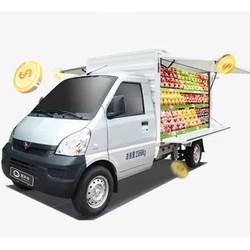 摆摊神车:五菱宏光 翼 售货车整车